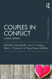 Couples in Conflict by Alan Booth