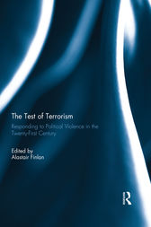 The Test of Terrorism by Alastair Finlan