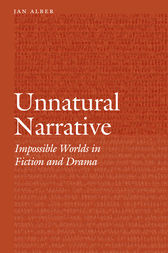 Unnatural Narrative by Jan Alber