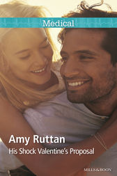 His Shock Valentine's Proposal by Amy Ruttan