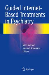 Guided Internet-Based Treatments in Psychiatry by Nils Lindefors