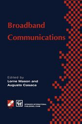 Broadband Communications by Lorne G. Mason