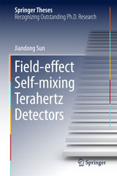 Field-effect Self-mixing Terahertz Detectors by Jiandong Sun