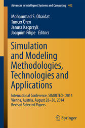 Simulation and Modeling Methodologies, Technologies and Applications by Mohammad S. Obaidat