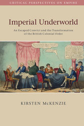 Imperial Underworld by Kirsten McKenzie