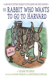 The Rabbit Who Wants to Go to Harvard by Diana Holquist