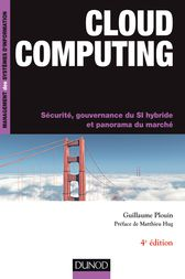 Cloud computing, 4e ed by Guillaume Plouin
