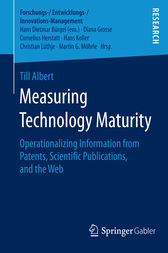 Measuring Technology Maturity by Till Albert