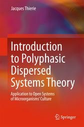 Introduction to Polyphasic Dispersed Systems Theory by Jacques Thierie