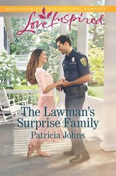 The Lawman's Surprise Family (Mills & Boon Love Inspired) by Patricia Johns