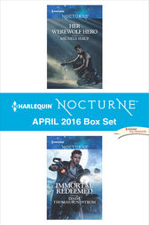 Harlequin Nocturne April 2016 Box Set by Michele Hauf