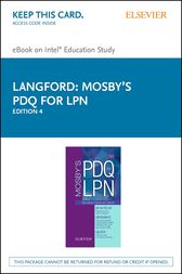 Mosby's PDQ for LPN - E-Book by Mosby