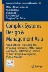 Complex Systems Design & Management Asia by Michel-Alexandre Cardin