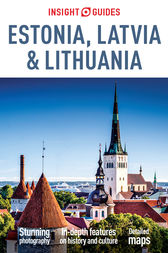 Insight Guides Estonia, Latvia and Lithuania by Insight Guides