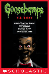 Goosebumps Collection by R.L. Stine