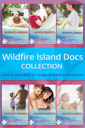 Wildfire Island Docs: The Man She Could Never Forget / The Nurse Who Stole His Heart / Saving Maddie's Baby / A Sheikh to Capture Her Heart / The Fling That Changed Everything / A Child to Open Their Hearts (Mills & Boon e-Book Collections) by Meredith Webber