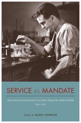Service as Mandate by Alan I Marcus