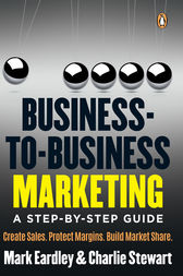 Business-to-Business Marketing by Mark Eardley