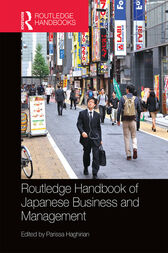 Routledge Handbook of Japanese Business and Management by Parissa Haghirian