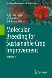 Molecular Breeding for Sustainable Crop Improvement by Vijay Rani Rajpal