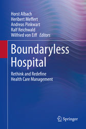 Boundaryless Hospital by Horst Albach