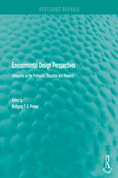 Environmental Design Perspectives by Wolfgang F. E. Preiser