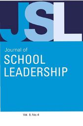 Jsl Vol 8-N4 by JOURNAL OF SCHOOL LEADERSHIP