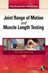 Joint Range of Motion and Muscle Length Testing - E-Book by Nancy Berryman Reese