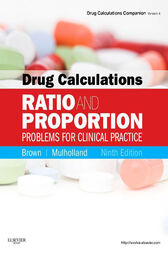 Drug Calculations - E-Book by Meta Brown