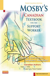 Mosby's Canadian Textbook for the Support Worker - E-Book by Sheila A. Sorrentino