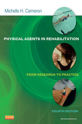 Physical Agents in Rehabilitation - E Book by Michelle H. Cameron