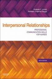 Interpersonal Relationships - E-Book by Elizabeth C. Arnold