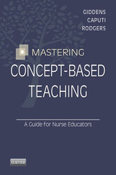 Mastering Concept-Based Teaching by Jean Foret Giddens