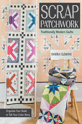Scrap Patchwork by Sandra Clemons