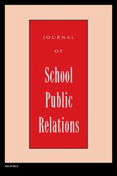 Jspr Vol 33-N2 by Journal of School Public Relations