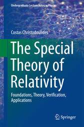 The Special Theory of Relativity by Costas Christodoulides