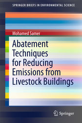 Abatement Techniques for Reducing Emissions from Livestock Buildings by Mohamed Samer