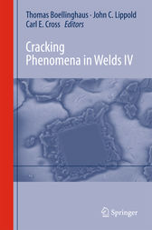Cracking Phenomena in Welds IV by Thomas Böllinghaus