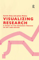 Visualizing Research by Carole Gray