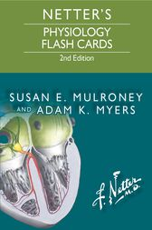 Netter's Physiology Flash Cards E-Book by Susan Mulroney
