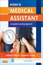 Kinn's The Medical Assistant - E-Book by Deborah B. Proctor