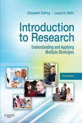 Introduction to Research - E-Book by Elizabeth DePoy