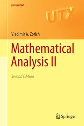 Mathematical Analysis II by V. A. Zorich