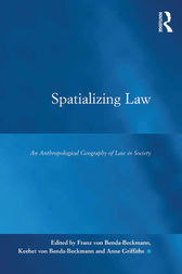 Spatializing Law: An Anthropological Geography of Law in Society