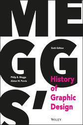 Meggs' History of Graphic Design by Philip B. Meggs