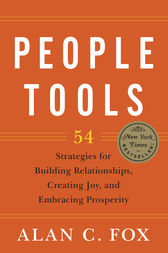 People Tools by Alan  C. Fox