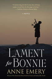 Lament for Bonnie by Anne Emery