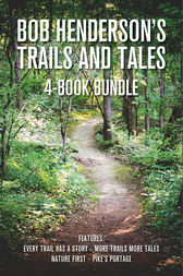 Bob Henderson's Trails and Tales 4-Book Bundle by Bob Henderson