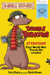 Horrible Histories: Terrible Trenches by Terry Deary