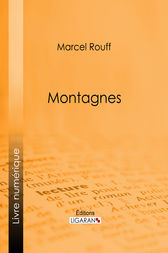 Montagnes by Marcel Rouff